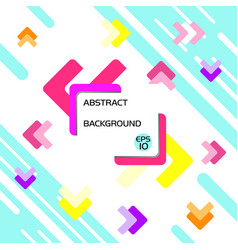 basic abstract background design with geometric vector image
