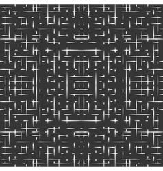 Abstract seamless hitech pattern vector