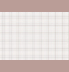 graph paper vector image