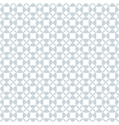 Pale geometric seamless pattern vector