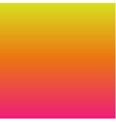 Vibrant and smooth gradient color background for vector
