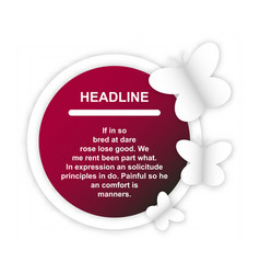 Business infografics vector
