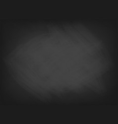 black chalkboard texture school board background vector image