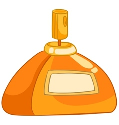 cartoon home perfume vector image