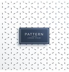 Subtle minimal style pattern background vector