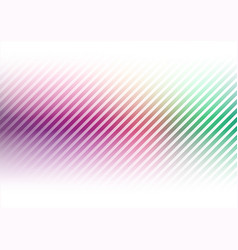 diagonal lines on colorful background vector image