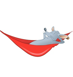 Mouse hammock vector