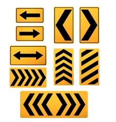 Traffic Control vector image