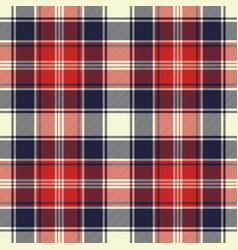 Check fabric texture diagonal lines seamless vector