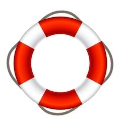 Lifebuoy Sign Symbol EPS10 vector