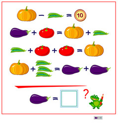 Mathematical logic puzzle game for smartest how vector