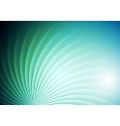 Abstract shiny swirl background vector image vector image