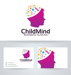 Child mind vector
