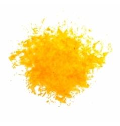Ink Splatter Background vector image