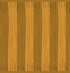 nice wood background to decoration design vector image vector image
