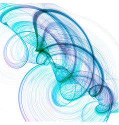 Concept abstract background vector