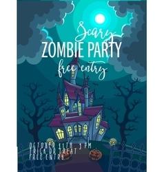 Halloween Party Poster Halloween vector
