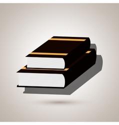 Law concept design vector