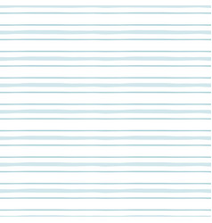 seamless pattern with light blue stripes pastel vector image