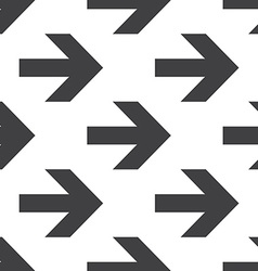 arrow seamless pattern vector image vector image