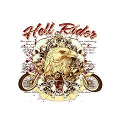 Hell riders vector
