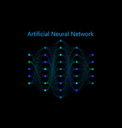 Neural network model with thin synapses vector