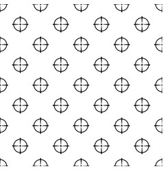 Sniper scope pattern seamless vector