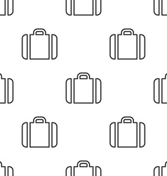 case seamless pattern vector image