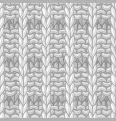 Waffle stitch pattern vector