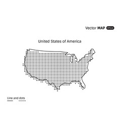 Dotted world map royalty free vector image vectorstock dotted world map vector image gumiabroncs Image collections