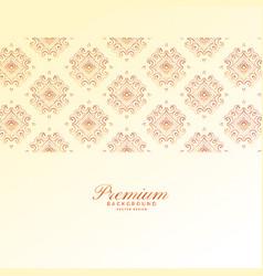 Elegant premium background design vector