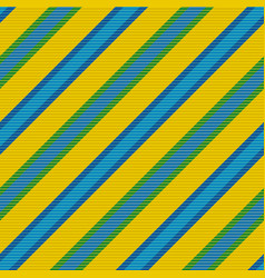 Seamless pattern with diagonal stripes vector