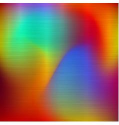Metal gradient technology background vector