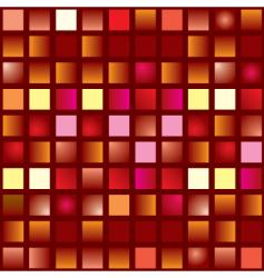 abstract tile design vector image