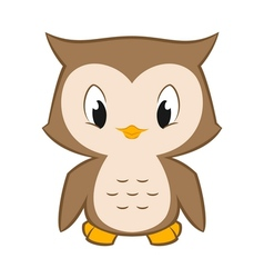 Little Owl vector