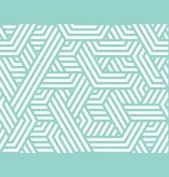 abstract stripes line seamless pattern vector image