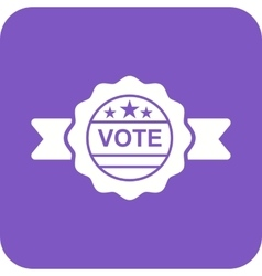Candidate Banner vector