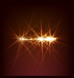 Light rays background vector
