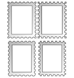 Stamp frameworks vector