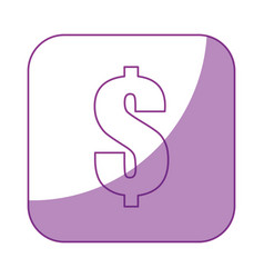 Money sign icon vector