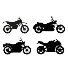 Motorcycle 06 vector