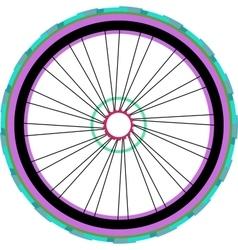 Wheel icon wheel icon flat wheel icon picture vector