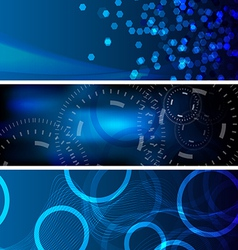 Abstract background banner01 vector image vector image