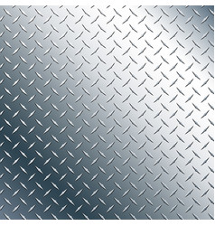 Chrome diamond plate vector