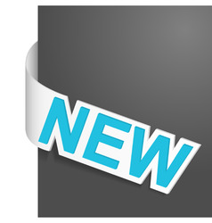 Sign new vector