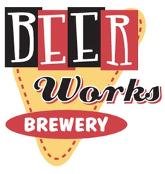 Beer works brewery vector