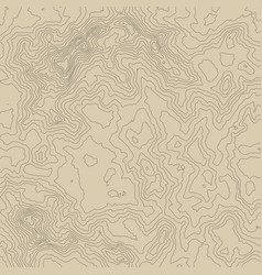 topographic map background concept with space for vector image