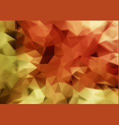 zoom retro color triangle background vector image