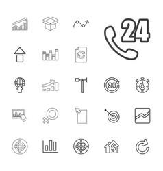 Arrow icons vector