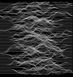 Modelling signal vector
